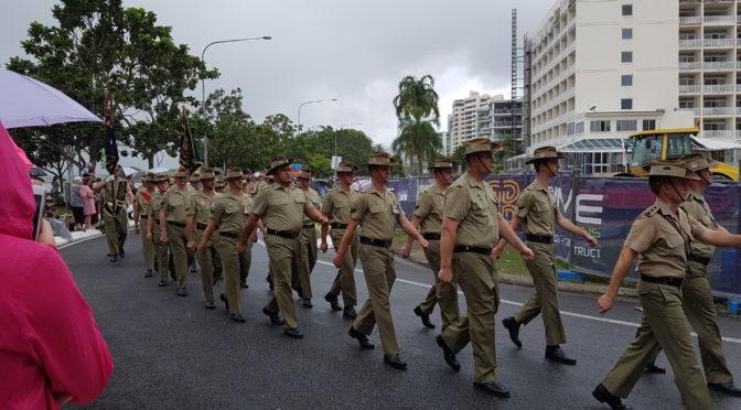Meine Eindrücke vom ANZAC Day