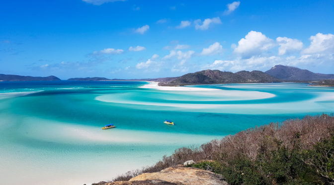 Die Whitsundays!